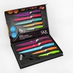 Набор ножей  5 предметов Design Line